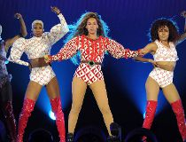 Beyonce tour opener