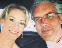 Eleanor McCain and Jeff Melanson in a Facebook photo. (Facebook)