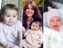 Princess Charlotte celebrates her first birthday