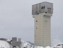 A file photo of the Coleman Mine head frame in Levack. Gino Donato/Sudbury Star