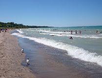 Kincardine beach on Lake Huron. (Troy Patterson/Editor)