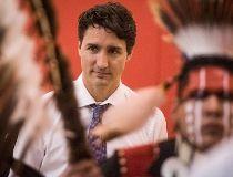 Justin Trudeau First Nation Saskatchewan