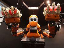 Ocean One diving robot