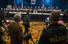 OPP press conference on massive investigation targeting online child exploitation on Thursday April 28, 2016. (Craig Robertson/Toronto Sun/Postmedia Network)