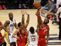 Raptors Pacers April 29/16