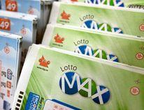 FILE - Lotto MAX and Lotto 649 tickets. (Dave Abel/Toronto Sun/Postmedia Network)