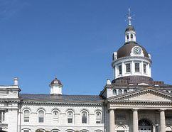 Kingston City Hall. (file photo)
