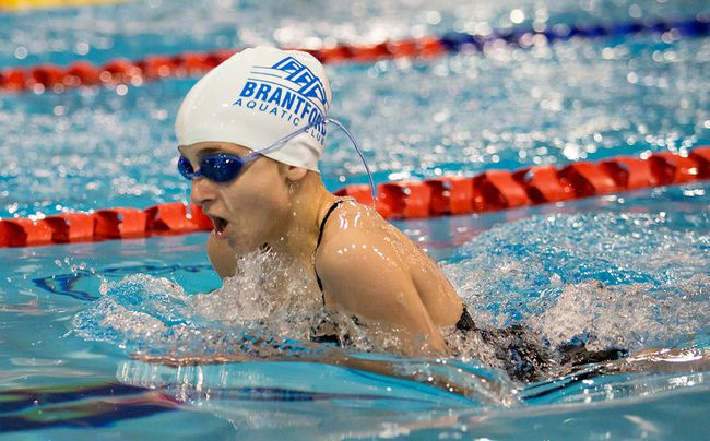 Swim Teams Converge On Brantford Brantford Expositor