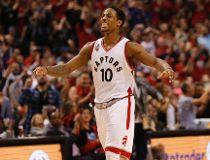 Toronto Raptors DeMAr DeRozan