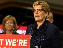 Ontario Premier Kathleen Wynne. (Dave Abel/Toronto Sun)