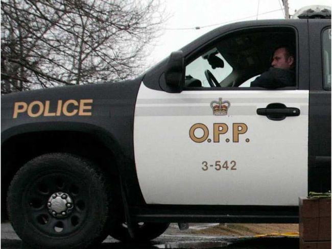 Ontario Provincial Police FILE PHOTO / POSTMEDIA