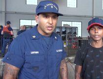 Petty Officer 2nd Class Simey Luevano