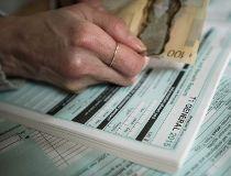 T1 General tax form