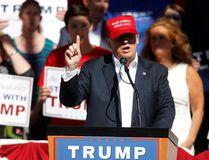 Donald Trump. (Reuters file photo)