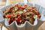 Chickpea and farro salad