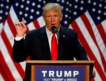 Republican U.S. president-elect Donald Trump.