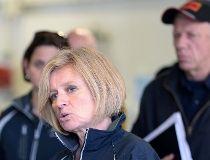Alberta Premier Rachel Notley,