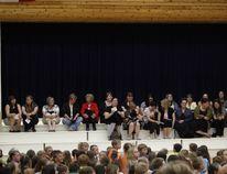 For over 25 years Elmer Elson Elementary School has held the Volunteer Appreciation Tea event.