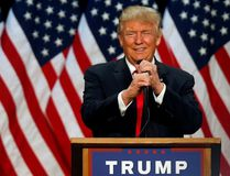 Donald Trump. (Reuters photo)