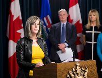 Minister of Service Alberta, Stephanie McLean