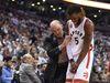 DeMarre Carroll hopes to play, DeMar DeRozan laces it up | NBA PLAYOFFS | Raptor