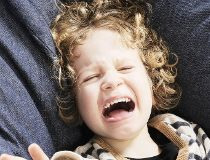 A child cries. (Fotolia)