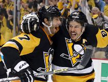 Crosby celebrates