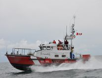 Canadian Coast Guard vessel Cape Rescue. (Canadian Coast Guard photo)