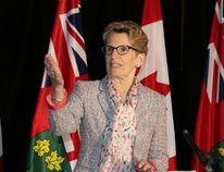 Ontario Premier Kathleen Wynne. (Len Gillis/Postmedia Network)