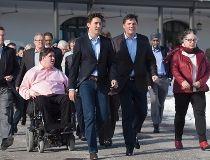 Trudeau, Dominic LeBlanc