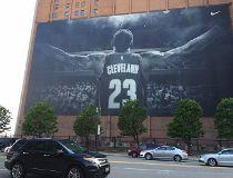 LeBron building