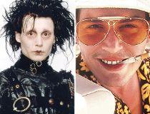 Johnny Depp roles