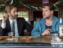 Ryan Gosling and Russell Crowe star in retro sleeper hit Nice Guys. The critics love it.