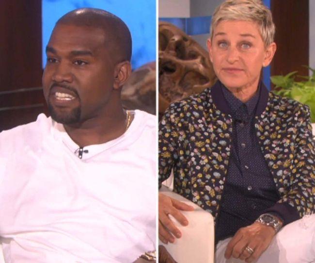 DeGeneres speechless during Kanye rant | The London Free Press