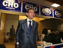 Councillor Raymond Cho in 2014 when he ran for the PCs in Scarborough-Rouge River (Veronica Henri/Toronto Sun/QMI Agency)