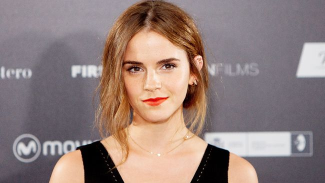 Emma Watson. (AP Photo/Abraham Caro Marin, File)