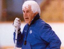 Former Toronto Maple Leafs coach John Brophy. (Toronto Sun files)