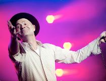 Gord Downie at Bluesfest 2015