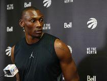 Toronto Raptors Bismack Biyombo
