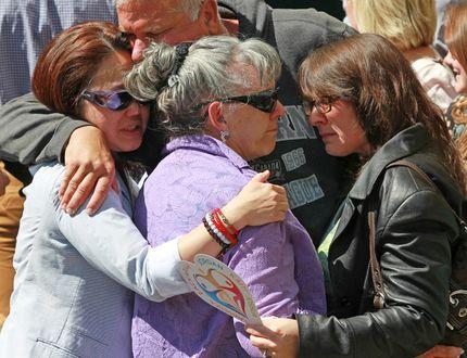Friends, family after de Grood verdict