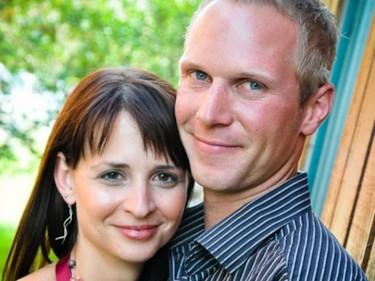 Tim Bosma and wife Sharlene.