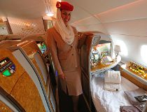 Emirates A380 travels from Toronto to Dubai_1