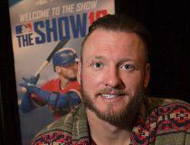 "Blue Jays' Josh Donaldson promotes ""MLB The Show 16"""