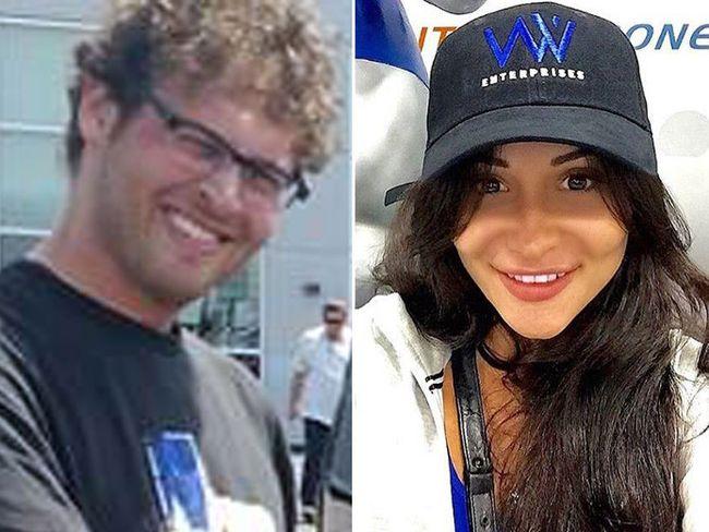 Canadian Blake Leibel is accused of torturing and murdering his girlfriend Iana Kasian in Los Angeles. (Facebook)