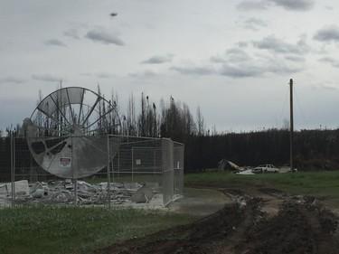 Anzac, Fort McMurray June 1, 2016. Otiena Ellwand/Postmedia Network