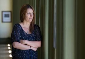 Valerie Hurley. (CRAIG GLOVER, The London Free Press)