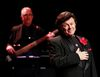 Canadian singer Bobby Curtola, seen here in performance in Peterborough in December 2015, died Saturday, June 4, 2016, in Edmonton.