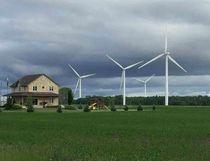 Bornish Wind Farm northwest of London (JOHN MINER, The London Free Press)
