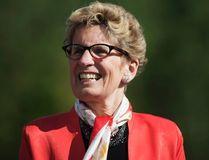 Premier Kathleen Wynne. (THE CANADIAN PRESS/Mark Blinch)