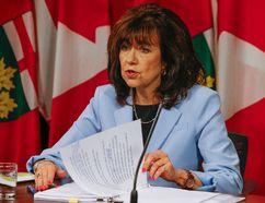 Ontario auditor general Bonnie Lysyk. (Dave Thomas/Toronto Sun)